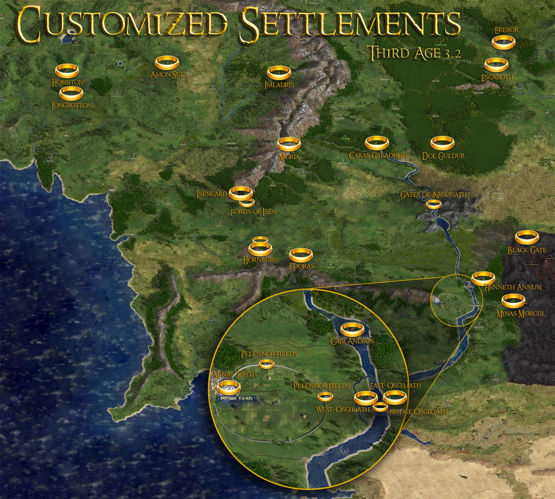Third Age Total War Патч